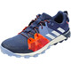 adidas Kanadia 8.1 Trail Shoes Men collegiate navy/off white/ash blue